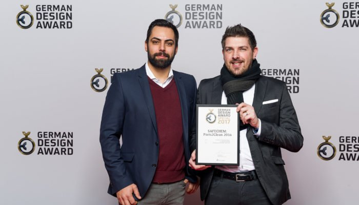 Preisverleihung des German Design Awards – DIMAH Messe + Event
