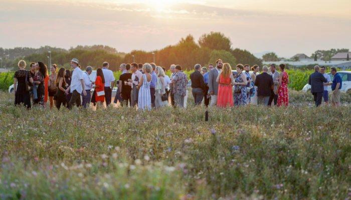 DIMAH Messe + Event Versammlung unter freiem Himmel