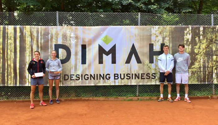 DIMAH Messe + Event Designing Business auf dem Sportplatz