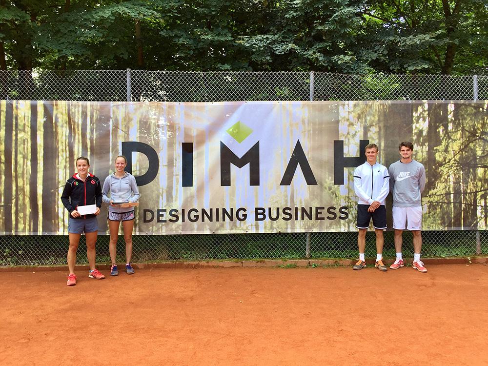 DIMAH Messe + Event Designing Business auf dem Sportplatz