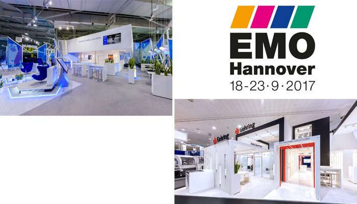 DIMAH Messe + Event EMO Hannover 2017