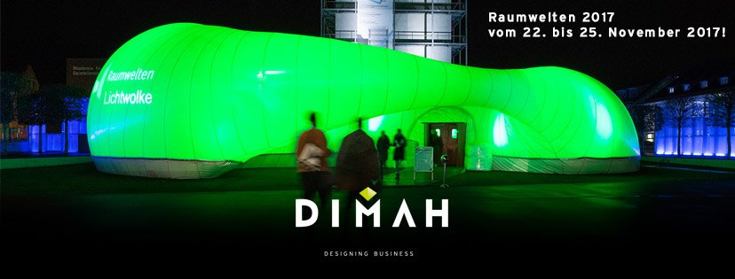 Raumwelten 2017 –DIMAH Designing Business