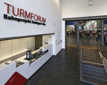 Turmforum Bahnprojekt Stuttgart Ulm