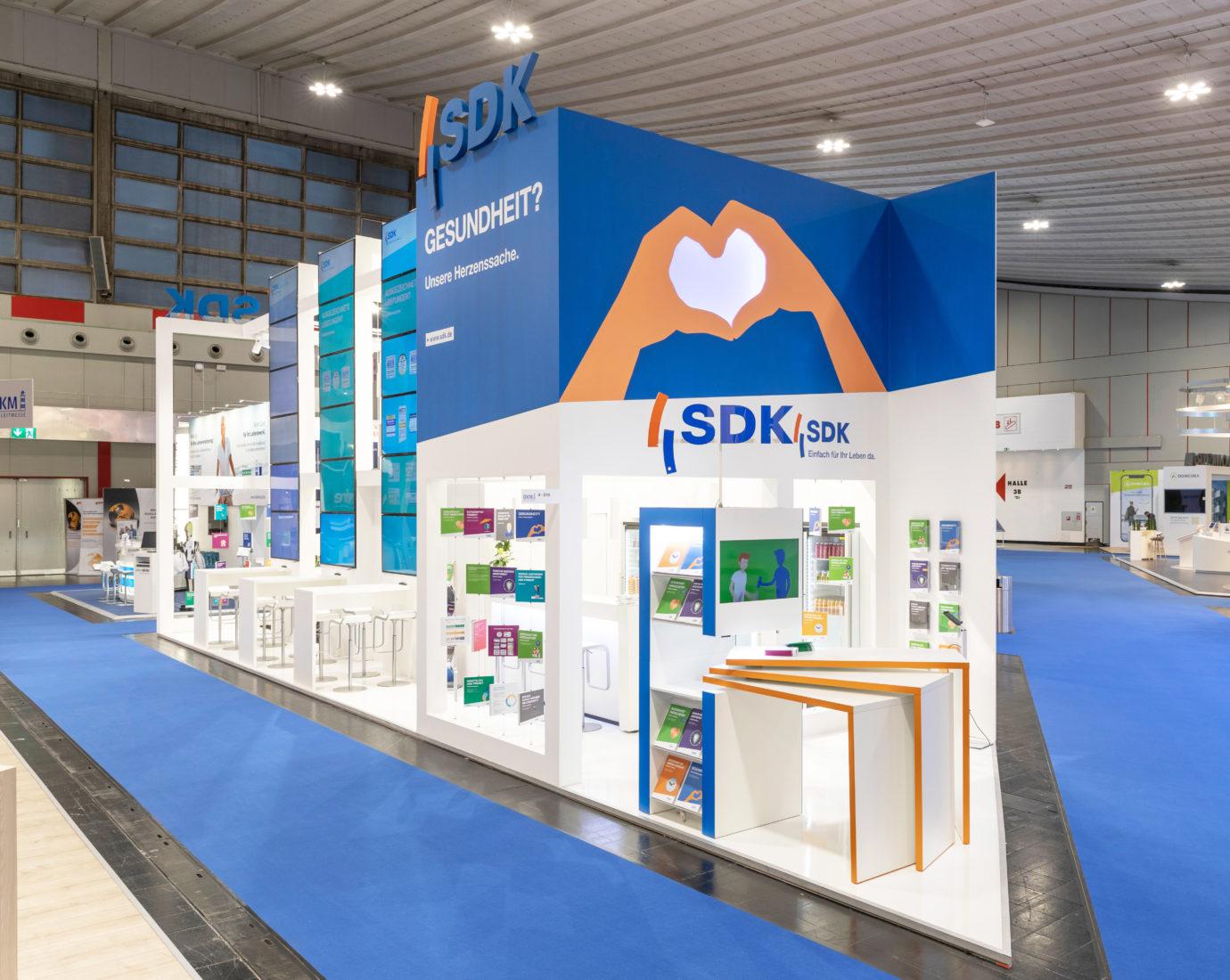 SDK 2018 Messearchitektur und Aufbau von DIMAH