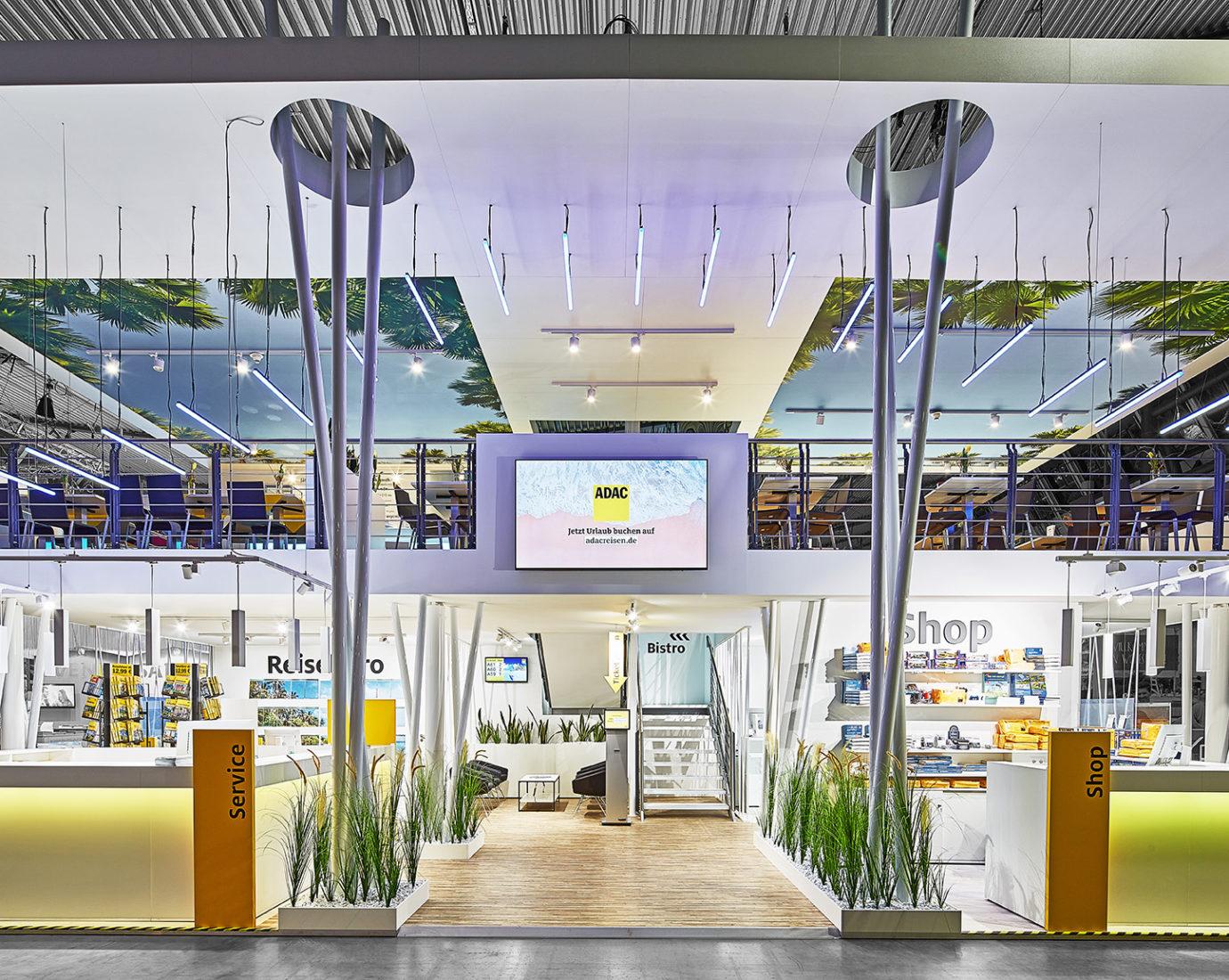 ADAC Württemberg e.V. Travel World, CMT 2020, Stuttgart